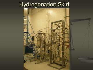Hydrogenation Skid