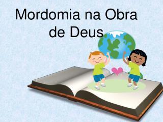 Mordomia na Obra de Deus