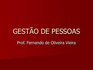 GEST O DE PESSOAS