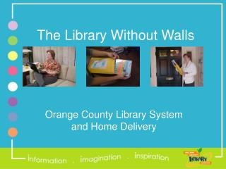The Library Without Walls
