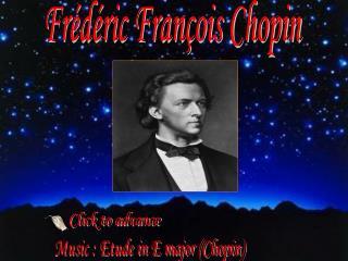 Fr d ric Fran ois Chopin