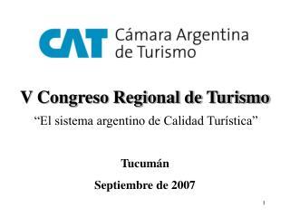 Tucum n Septiembre de 2007