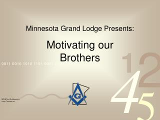Minnesota Grand Lodge Presents: