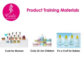 Curls for Women