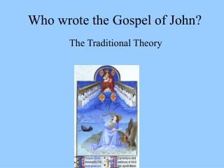 Who wrote the Gospel of John