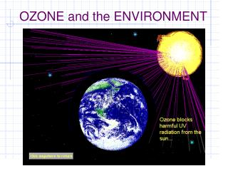 OZONE and the ENVIRONMENT