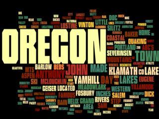 The ABC s of Oregon