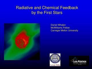 Radiative and Chemical Feedback by the First Stars