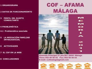 COF AFAMA     M LAGA