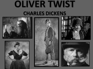 OLIVER TWIST CHARLES DICKENS