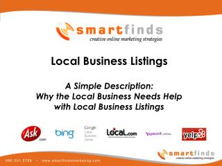 Local Business Listing Professional Help