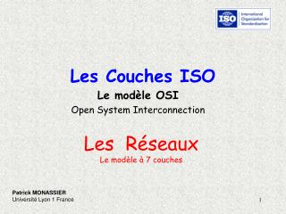 Les Couches ISO