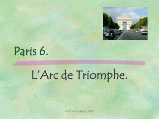 Paris 6.