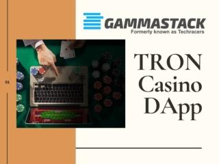 TRON Casino DApp