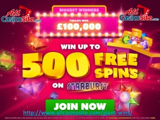 Giant Wins Casino | Up To 500 Free Spins On The Mega Reel