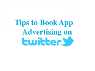 Twitter App Advertising Rates and Ad Options