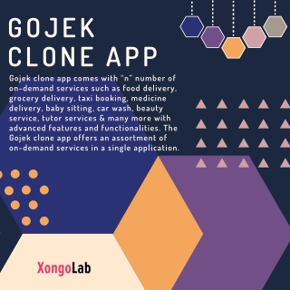 Gojek Clone App Features