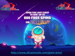 Luck Stars Casino | Up To 500 Free Spins On The Mega Reel