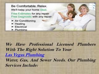 Las Vegas Plumbing