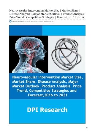 Neurovascular Intervention Market Research Report 2020