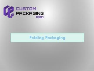 Folding Packaging