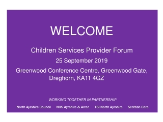 National Framework for Children and Young People s Continuing Care