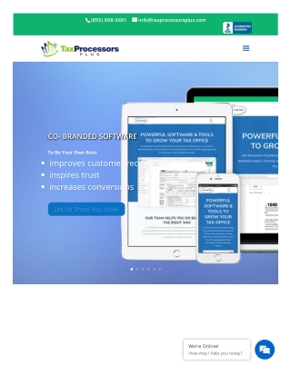 Professional Tax Software