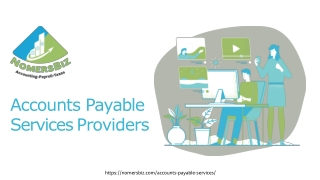 Accounts payable services providers | Nomersbiz