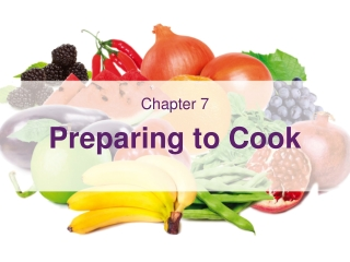 Commercial Cookery Recipes