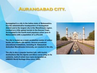 Maharashtra today - Aurangabad News