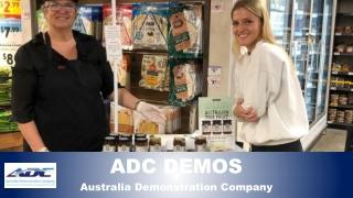 ADC Demos - Australia Demonstration Company