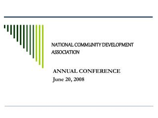 NATIONAL COMMUNITY DEVELOPMENT ASSOCIATION