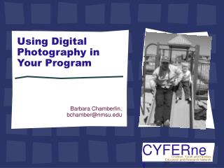 Using Digital Photography in Your Program