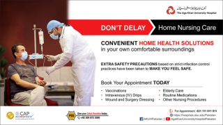 Home Nursing Care - Aga Khan University Hospital