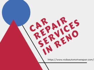 Car Repair Reno