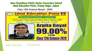 Ideal Education Point, Pratap Nagar, Jaipur