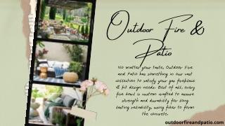 Best Outdoor Decor Materials