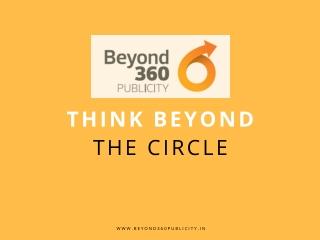 Beyond360 publicity