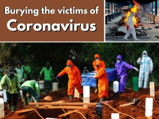 Burying the victims of coronavirus