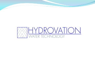 HYDROVATION Company Profile