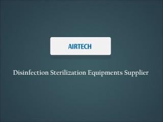 Disinfection Sterilization Equipments