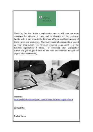 Republic of korea company registry   Koreacompany1.com