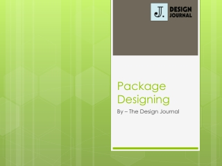 package design website