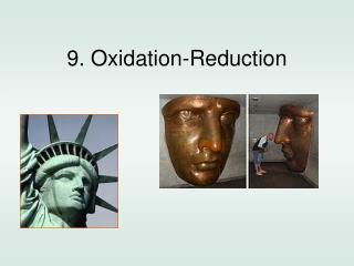 9. Oxidation-Reduction