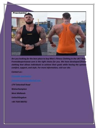 Mens Tracksuits | Frontsidesportswear.com