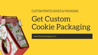 Get 30% Discount on Custom Cookie Packaging | Cookie Boxes Wholesale