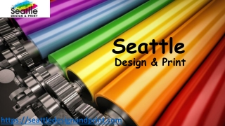 Avail Professional Printing Service
