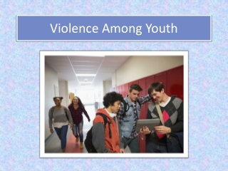 Teens and School Violence