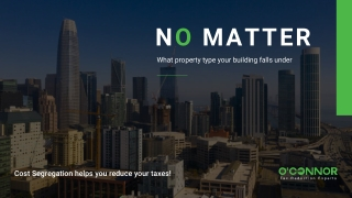 No matter what property type your building