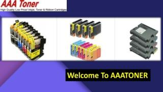 Welcome To AAA Toner